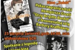 Lato komedii z Barbarą Krafftówną_plakat