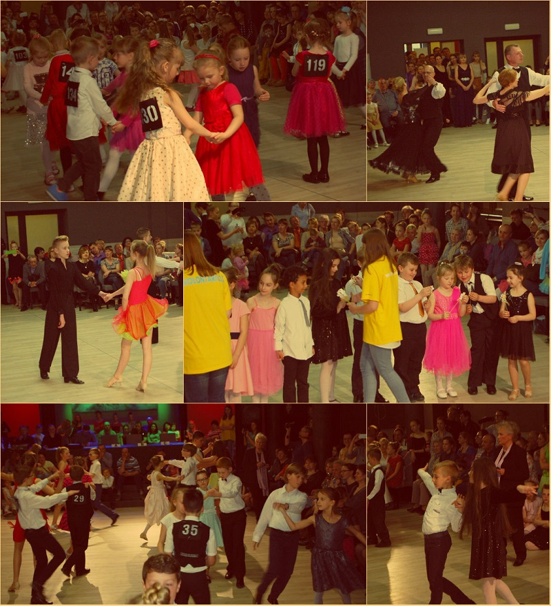 Turniej Tańca Towarzyskiego - Pierwszy Krok Taneczny