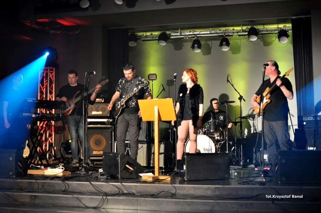 Koncert Darius Group Powitanie Lata