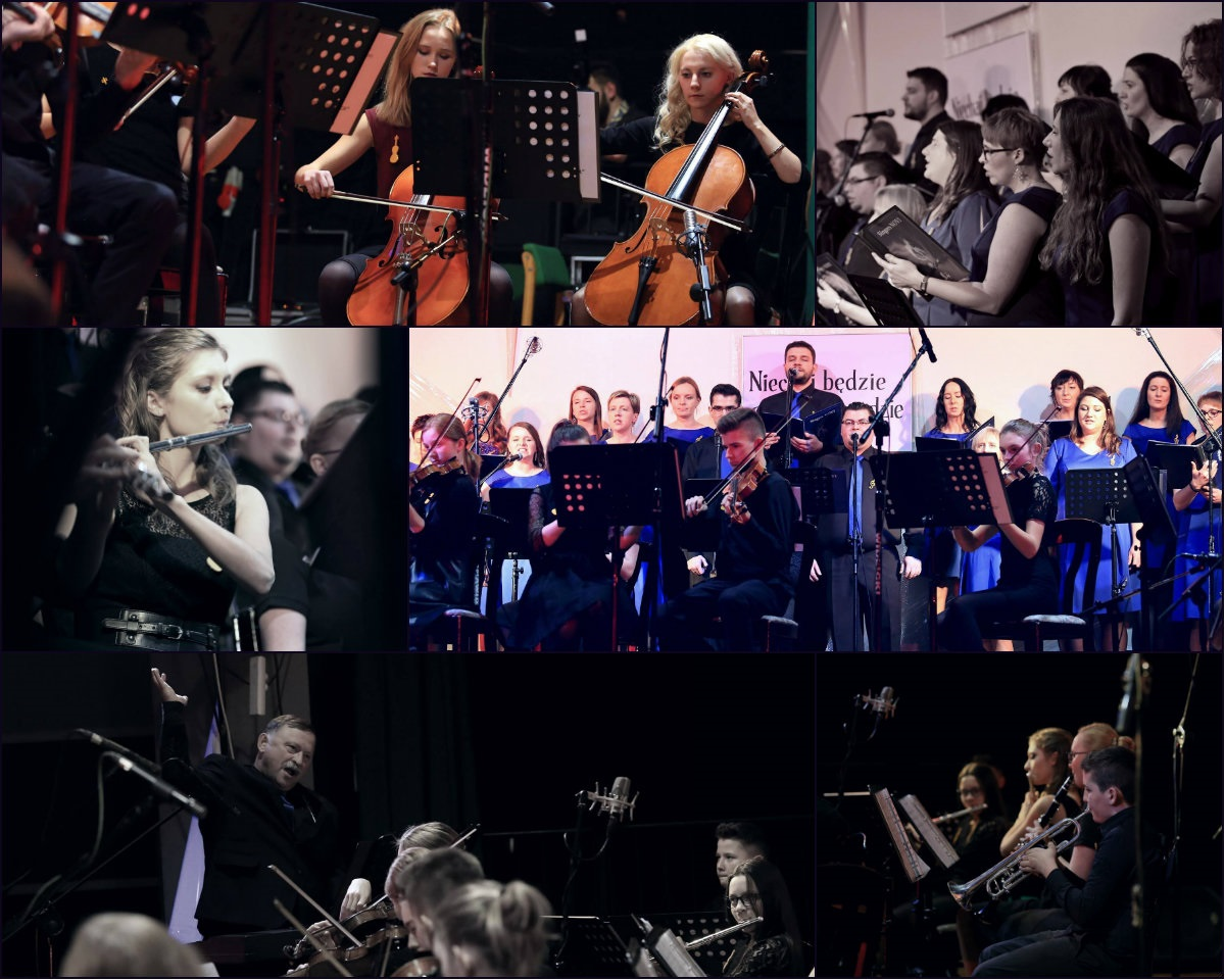 "Koncert ""Singers Novi"" i ""Pro Simfonici"""
