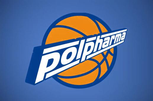 mecz koszykówki Polpharma Starogard Gdański - Miasto Szkła Krosno