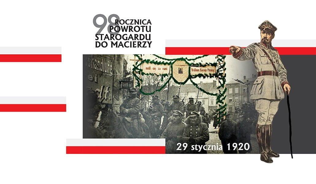 98. rocznica powrotu Starogardu do Macierzy