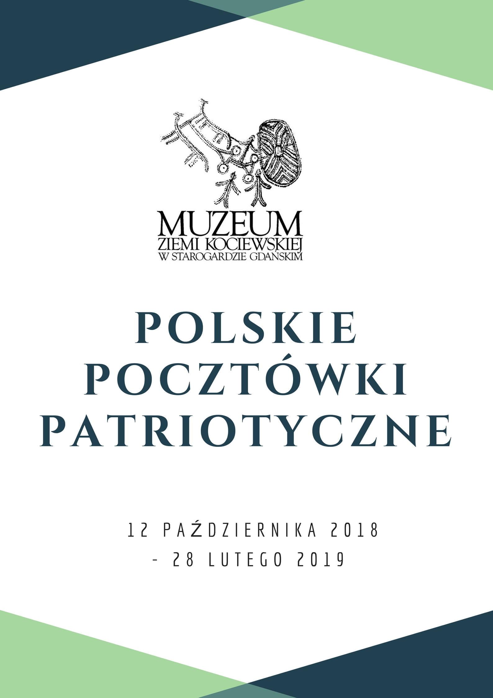 POLSKIE POCZTÓWKI PATRIOTYCZNE