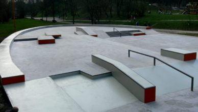 Skatepark w Starogardzie. Budowa ruszy na wiosnę