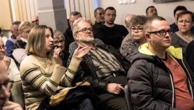Rozmawiali o Alei Wojska Polskiego, rondzie na Gdańskiej i bieżących remontach