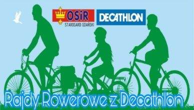 Rajdy Rowerowe z Decathlonem