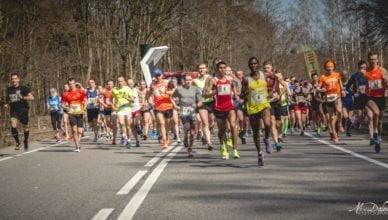 Rekordowy 35.Bieg Szpęgawski. Prawie 600 biegaczy na starcie!