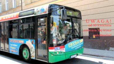 Tymczasowo autobusy nie będą jeździć przez Rynek