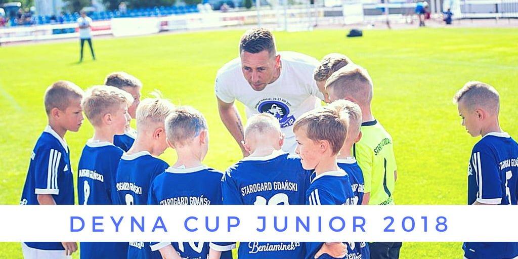 Międzynarodowy Turniej Eliminacyjny do VI Międzynarodowego Turnieju Polpharma Deyna Cup Junior 2018