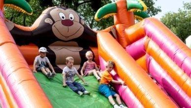 Dziecięce szaleństwo w Parku Nowe Oblicze