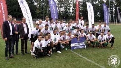 KP Starogard zdobył regionalny Puchar Polski