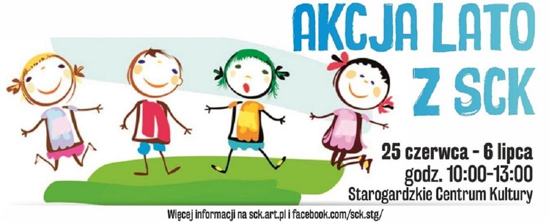 Akcja Lato z SCK dla dzieci