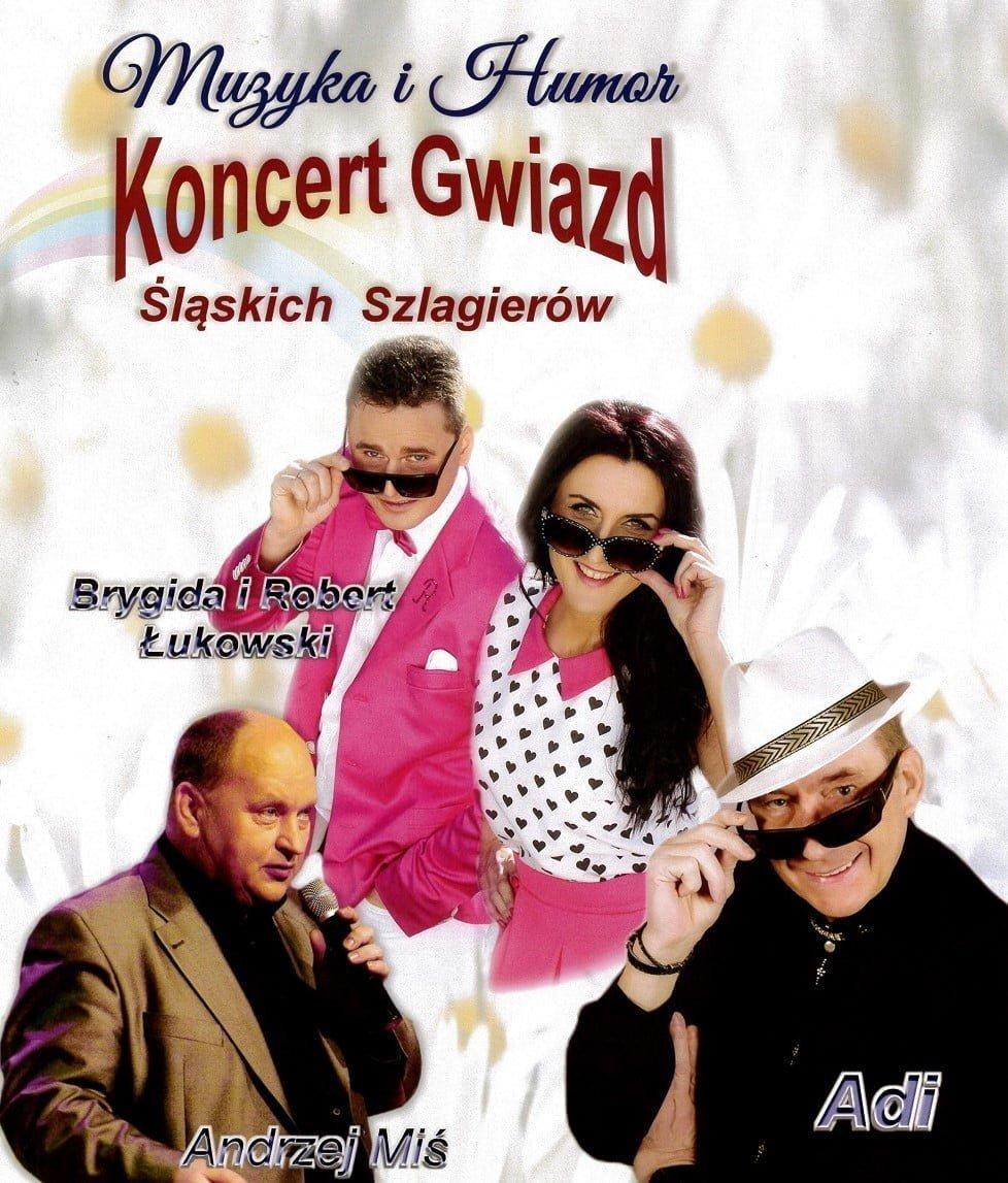 Koncert gwiazd Śląskich Szlagierów - ODWOŁANY!