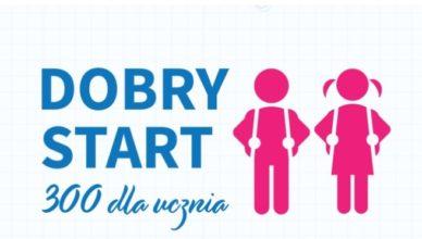 """""""Dobry start"""" w starogardzkim MOPS.  Zachęcamy rodziców do składania wniosków elektronicznie na 300+ i 500+."""