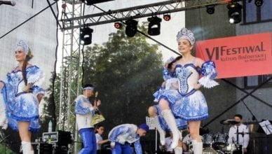 Trochę Białorusi w Starogardzie