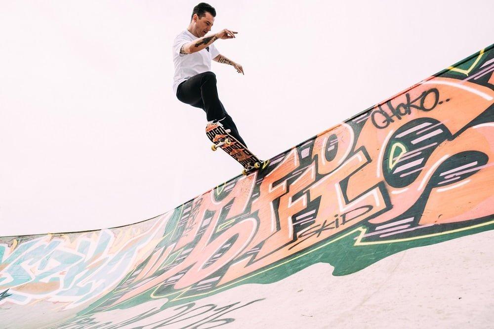 Otwarcie skateparku w Parku Nowe Oblicze