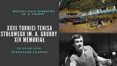 XIV Memoriał Andrzeja Grubby