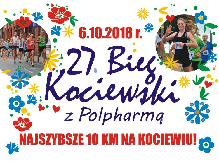 27. Bieg Kociewski z Polpharmą