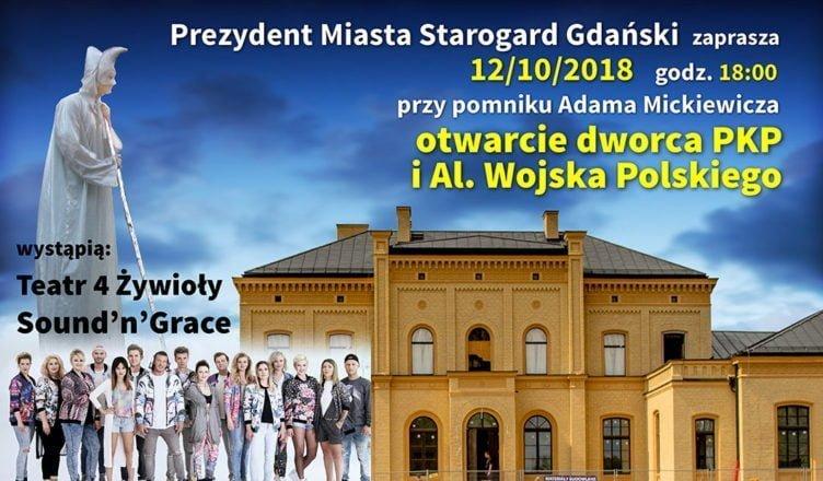 Sound'n'Grace zaśpiewa na wielkim otwarciu dworca PKP i Alei Wojska Polskiego