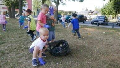 Posprzątali miasto