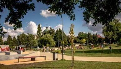 Najlepsza Przestrzeń Publiczna  – Park Nowe Oblicze wśród wyróżnionych