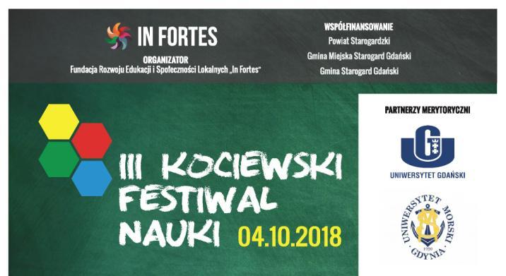 III Kociewski Festiwal Nauki