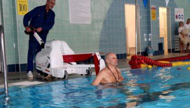Ulgowy bilet na basen dla opiekuna osoby niepełnosprawnej