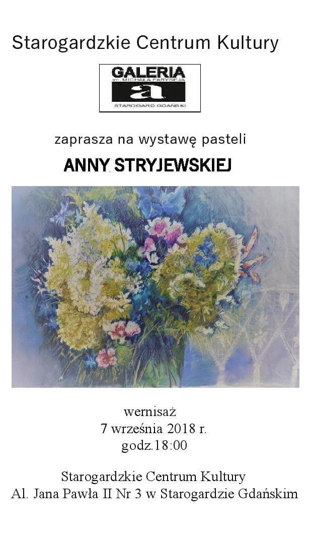 Wystawa pasteli Anny Stryjewskiej