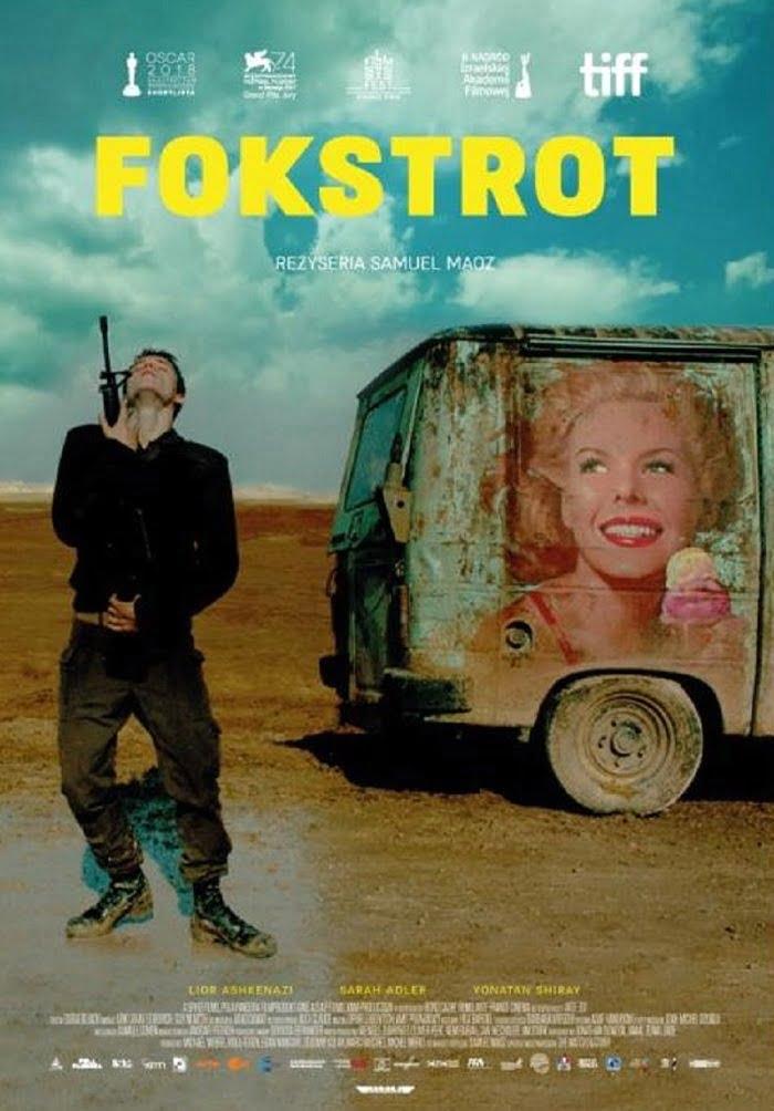 "DKF ""Sokół"" film pt. ""Fokstrot"""