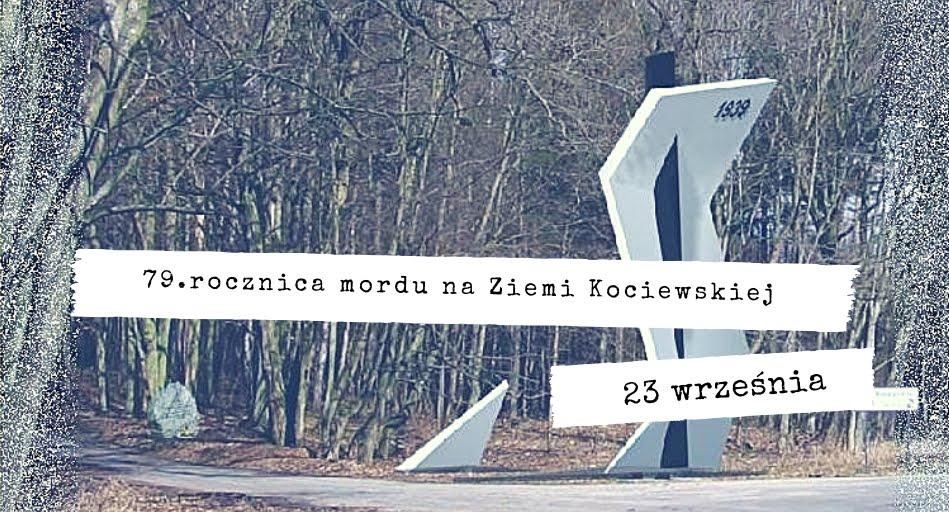 Uroczystości z okazji 79.rocznicy mordu w Lesie Szpęgawskim