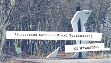 79.rocznica mordu w Lesie Szpęgawskim
