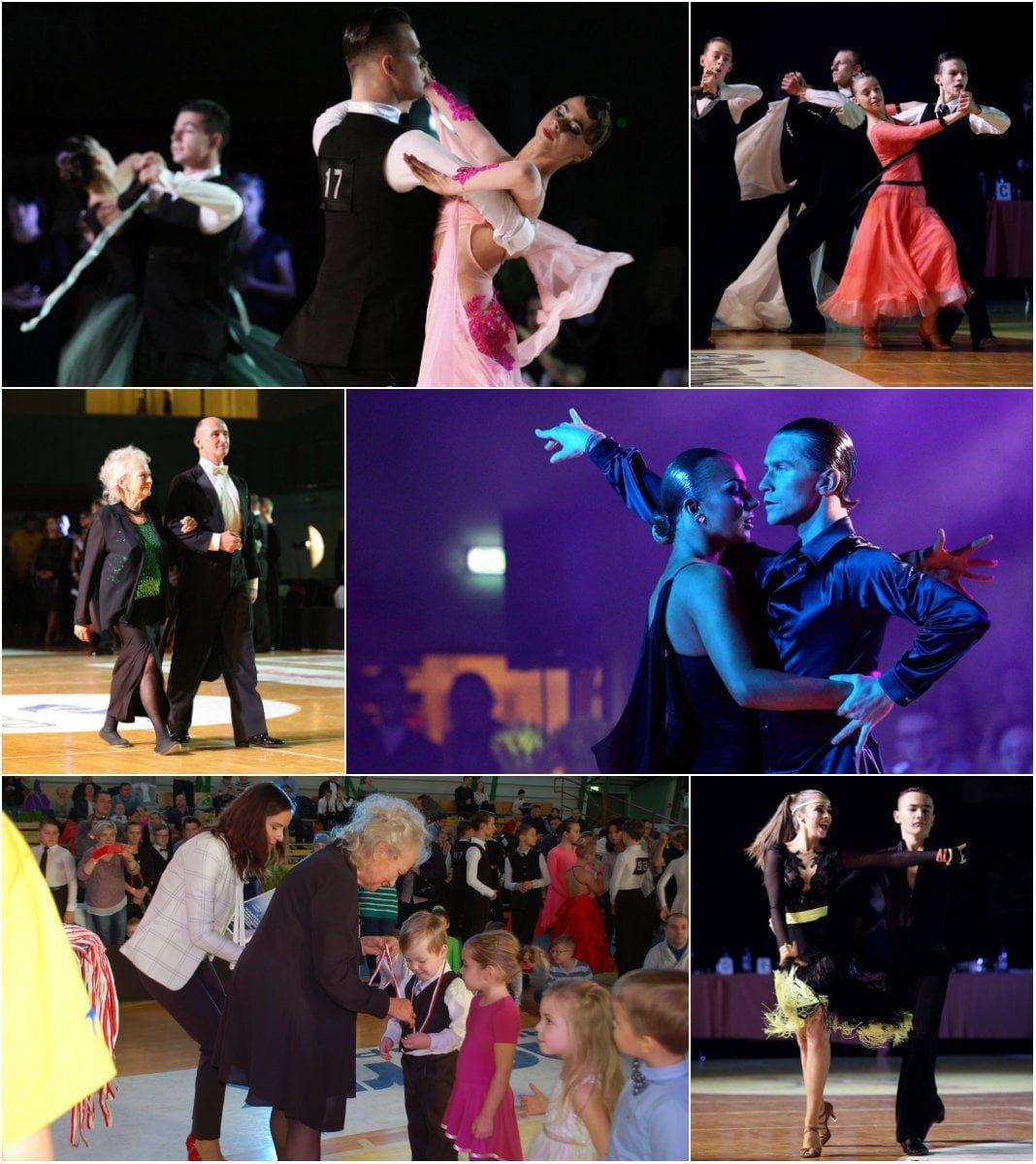 Ogólnopolski Turniej Tańca Towarzyskiego. II Memoriał Edwarda Kowalke