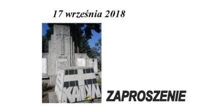 79. rocznica agresji wojsk sowieckich na Polskę. Uczcijmy pamięć pomordowanych