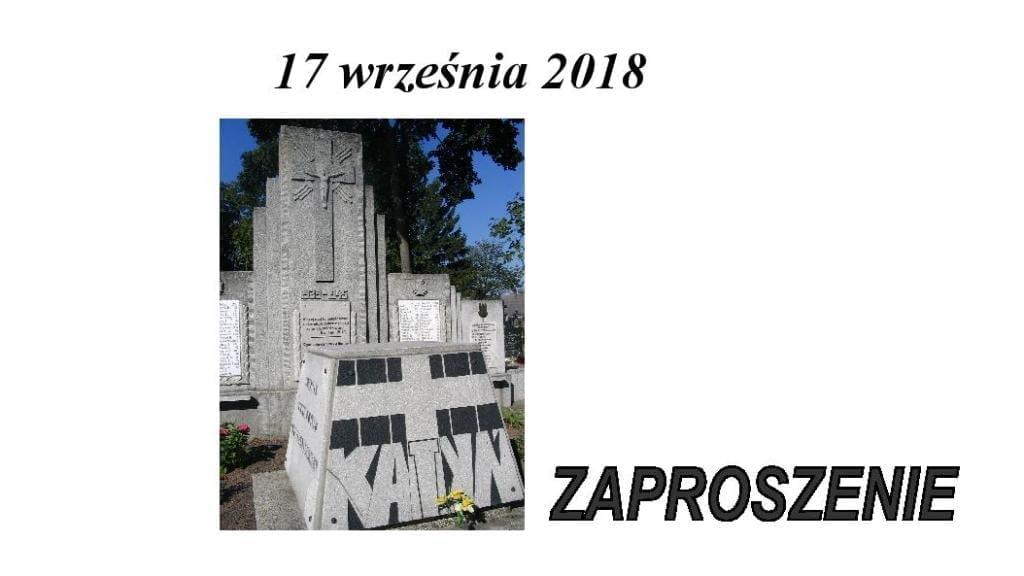79.rocznica agresji wojsk sowieckich na Polskę