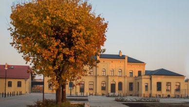 Dworzec PKP i Aleja Wojska Polskiego otwarte