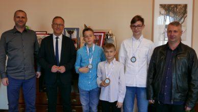 Brązowi medaliści w siatkówce