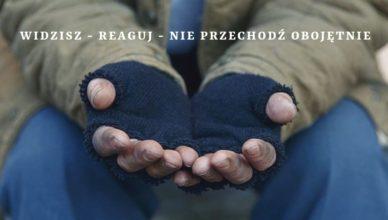 Wsparcie dla bezdomnych w okresie jesienno-zimowym