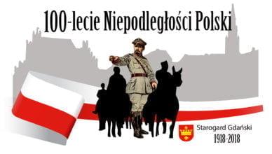 Świętujmy razem Dzień Niepodległości w Starogardzie