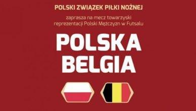 Futsal w Starogardzie. Polska zagra z Belgią