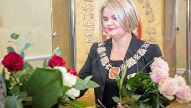 Anna Benert przewodniczącą Rady Miasta