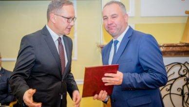 Tadeusz Błędzki nowym wiceprezydentem