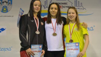 Złoty medal Karoliny Urban