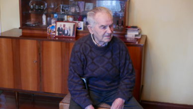 Najstarszy starogardzki piłkarz