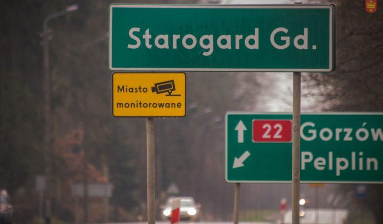 Starogard miastem monitorowanym