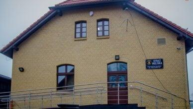 Straż Miejska w nowym budynku