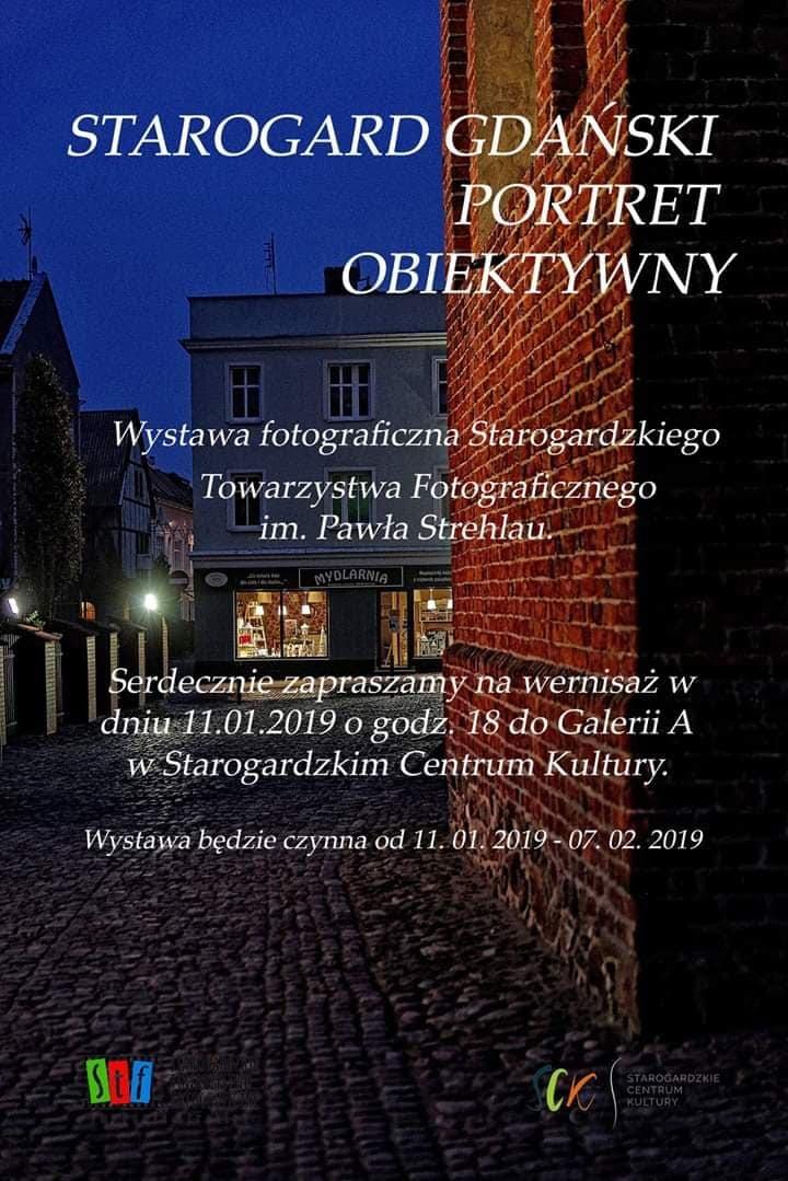 """Wystawa STF """"Starogard Gdański - portret obiektywny"""""""