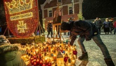 Światełko dla Pawła Adamowicza