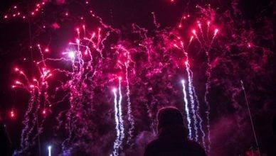 Starogardzianie powitali Nowy Rok 2019