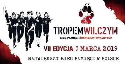 Bieg Tropem Wilczym w Starogardzie Gdańskim