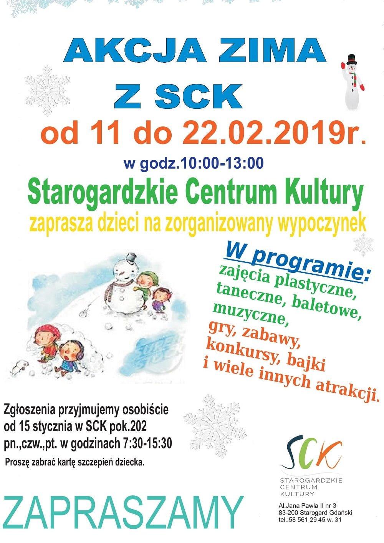 Akcja Zima z SCK
